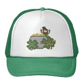 Irish Buck Trucker Hat