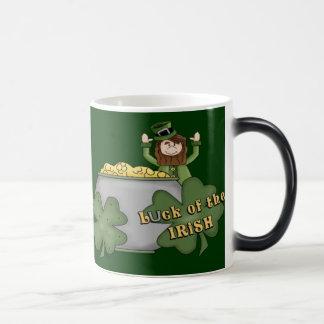 Irish Buck Magic Mug