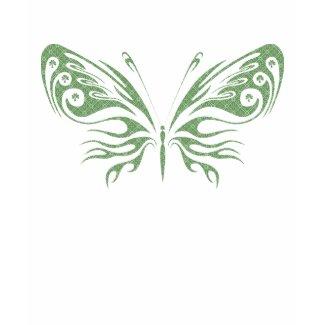 Irish butterfly shirt