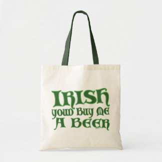 Irish Buy Beer Bag