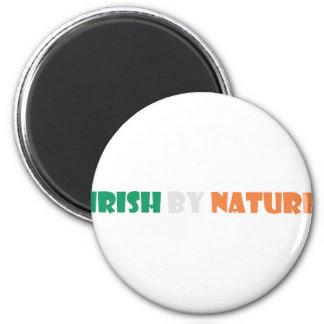 irish by nature magnet