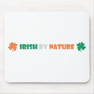 irish by nature mouse pad