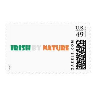 irish by nature stamps