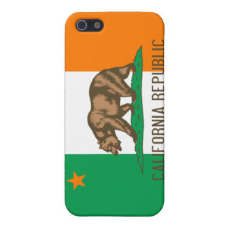 Irish California Flag Cover For iPhone SE/5/5s