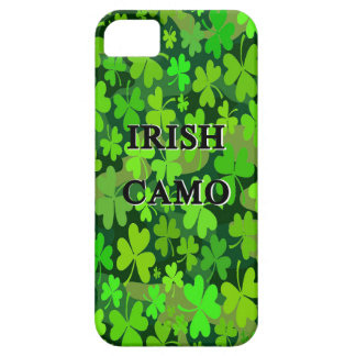 Irish Camo iPhone SE/5/5s Case