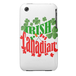 Irish Canadian iPhone 3 Cover