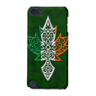 Irish Canadian Maple Leaf iPod Touch 5G Covers