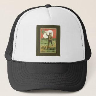IRISH CANADIAN REGIMENT TRUCKER HAT