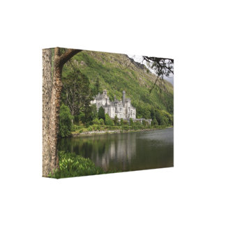 Irish Castle Gallery Wrapped Canvas