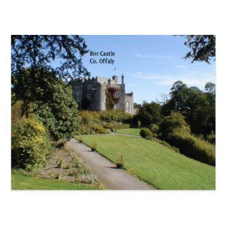 Irish Castles postcard