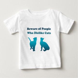 Irish Cat Proverb Baby T-Shirt