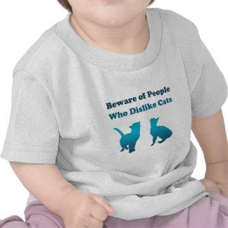 Irish Cat Proverb T Shirt