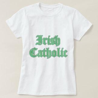 Irish Catholic T Shirt
