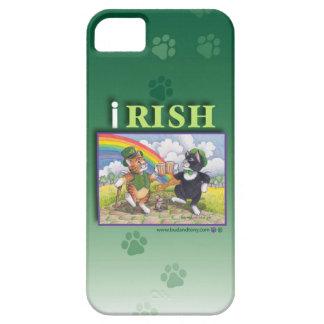 Irish Cats iPhone 5 Case (Bud and Tony)