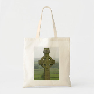 Irish Celtic Cross Tote Bag