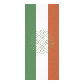 Irish Celtic Knot Rack Card