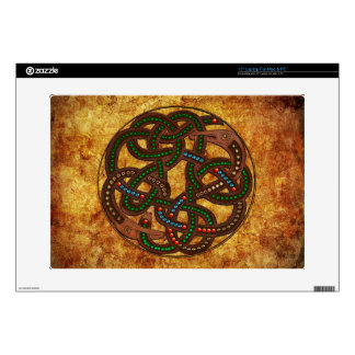 Irish Celtic Knots & Crosses Device Decals Decal For Laptop