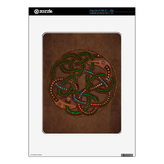 Irish Celtic Knots & Crosses Device Decals Decal For The iPad
