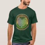 Irish Celtic knots - St Patrick's day T-Shirt