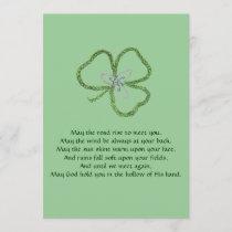 Irish Celtic Shamrock Knot