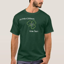 Irish Celtic Shamrock Knot Gaelic