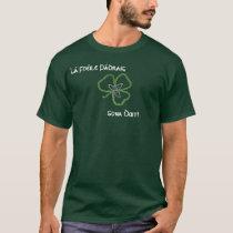Irish Celtic Shamrock Knot Gaelic T-Shirt