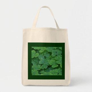 Irish Celtic Shamrocks Bags