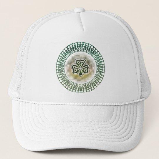 Irish celtic shamrocks hats & peak caps