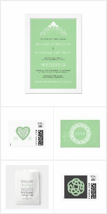 Irish Celtic Wedding Collection 3981