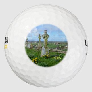 Irish Cemetery Golf Balls