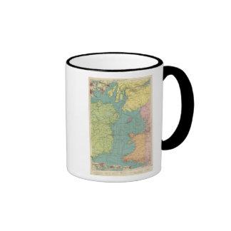 Irish Channel Ringer Coffee Mug