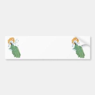 Irish Charm Bumper Sticker
