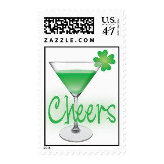 Irish Cheers Postage