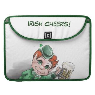 Irish Cheers! Rickshaw Flap Sleeve