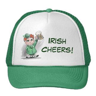 Irish Cheers! St Patrick's Day Hat