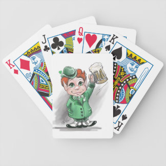 Irish Cheers! St Patrick's Day Playing Cards