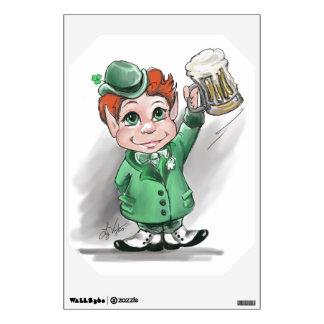 Irish Cheers! Wall Decal