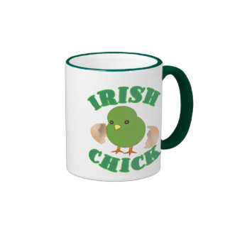 Irish Chick Mug