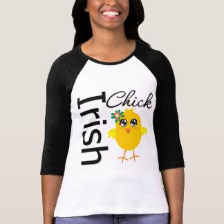 Irish Chick T Shirt