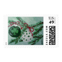 Irish Christmas ornaments Postage