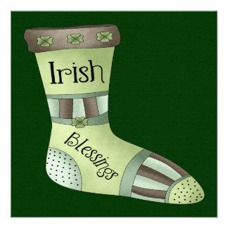 Irish Christmas Party Invitation