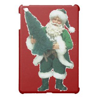 Irish Christmas Santa Claus iPad Mini Cover