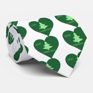 Irish Christmas Tie