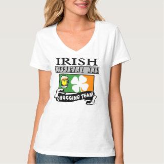 Irish Chugging Team! T-Shirt