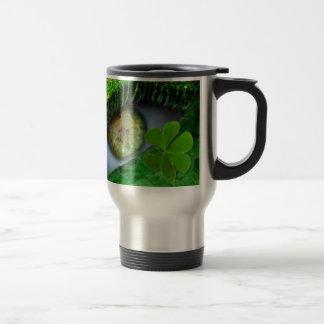 Irish Claude cat Travel Mug