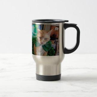 Irish Claude Travel Mug
