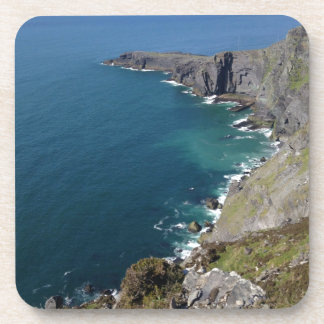 Irish Cliffs In Dingle Ireland By The Ocean Coaster