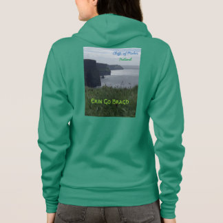 Irish Cliffs of Moher Ireland Sweatshirt