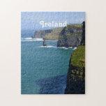 "Irish Cliff&#39;s of Moher Jigsaw Puzzle<br><div class=""desc"">Puzzle</div>"
