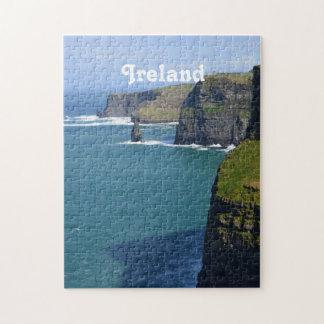 Irish Cliff's of Moher Puzzle